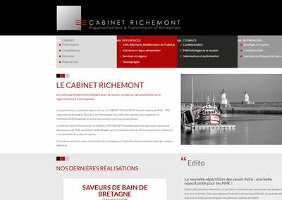 Cabinet Richemont Vannes